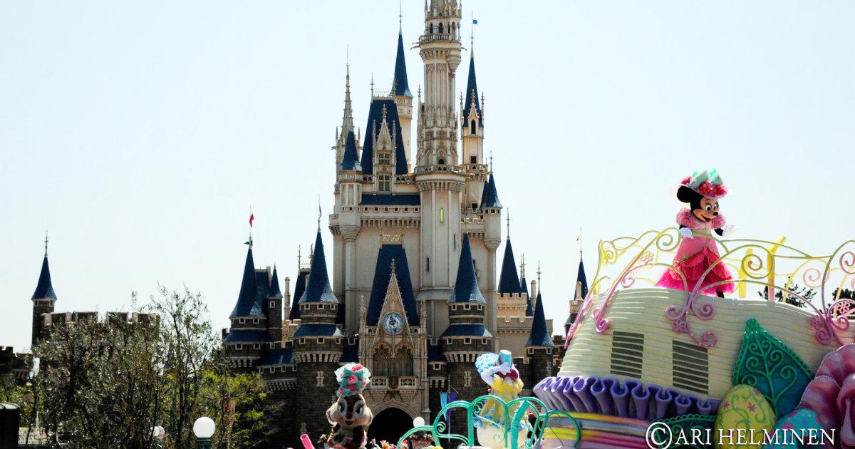 【速報】新型コロナの感染拡大で、東京ディズニーランドと東京ディズニーシーが3月15日まで臨時休園に!