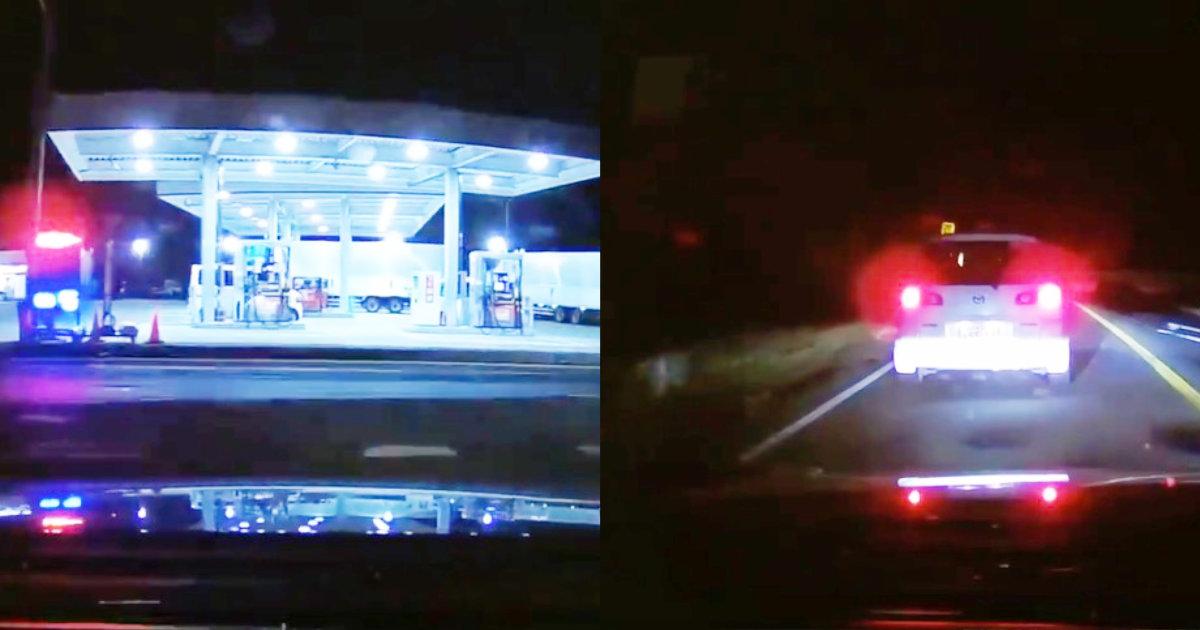 【日本】当て逃げ犯をスポーツカーの超加速で追いかける捕まえる動画が話題に!「スポーツカーに乗ってて良かったと思った瞬間」
