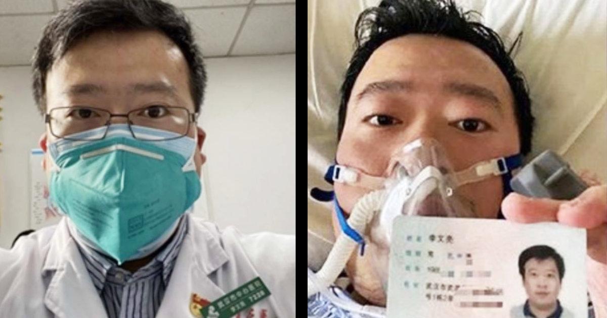 【英雄】新型コロナウイルスが公になる前の最初期から脅威を警告し、中国政府から「デマを流すな」と摘発されながらも真実を伝えた34歳の医師が肺炎で亡くなる