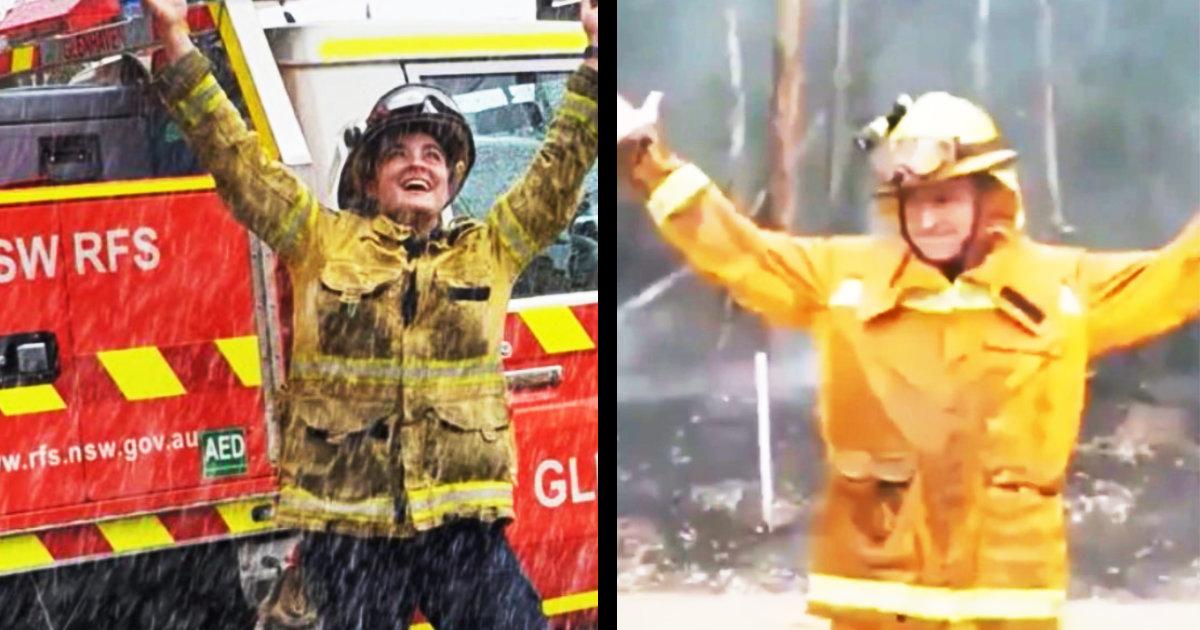 「まさに恵みの雨」オーストラリアで30年ぶりの記録的豪雨!しかし昨年9月からの大規模森林火災が鎮火!