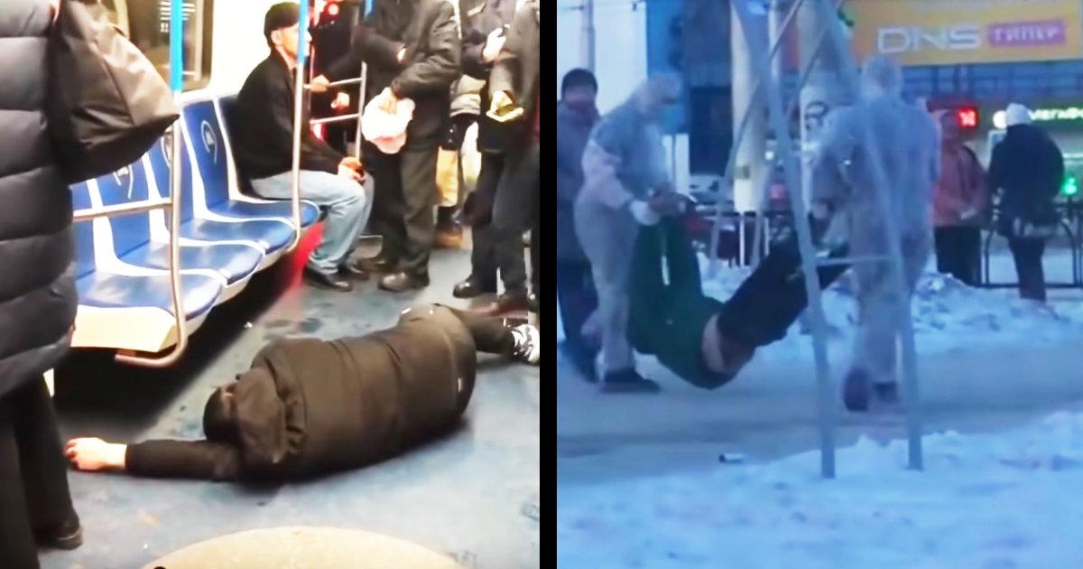 ロシアで、新型コロナウイルス 感染者を装ったイタズラ動画が蔓延し社会問題に!