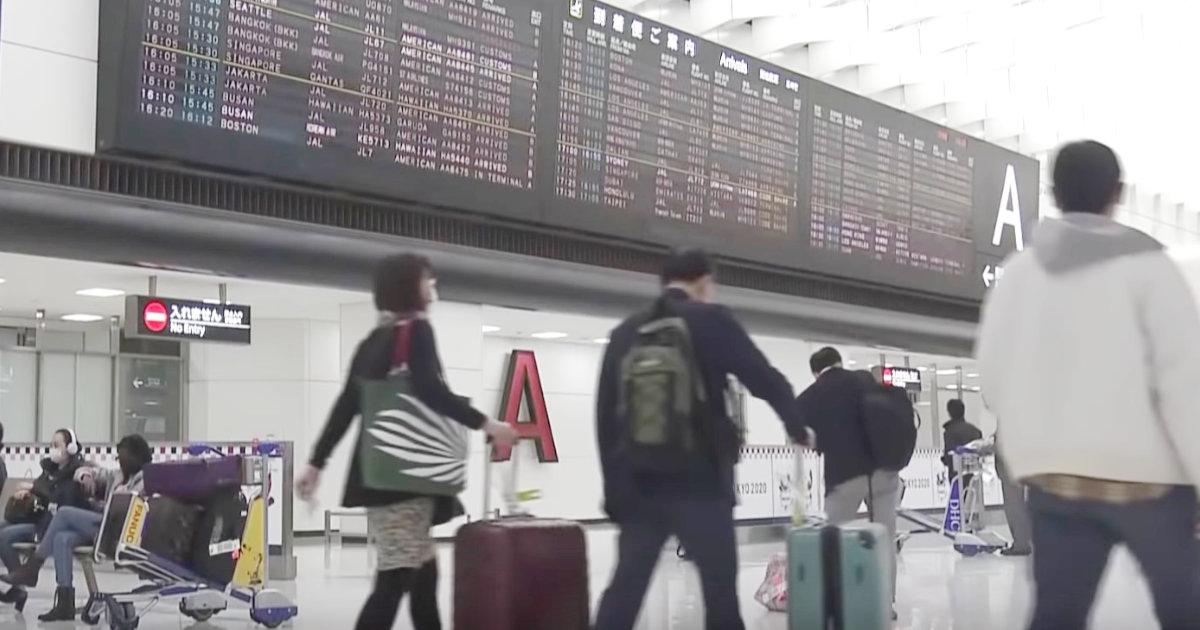 スペインから帰国の沖縄の10代の感染女性、空港での待機要請無視し飛行機で帰ってしまい物議!