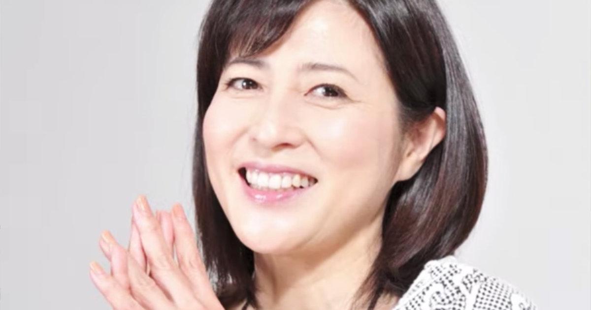 【速報】「あまりにも早すぎる」女優の岡江久美子さん、新型コロナで亡くなる