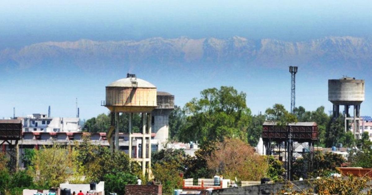 【鳥肌】ロックダウンのインド、大気汚染が無くなり数十年ぶりにヒマラヤ山脈が見えるように!蜃気楼のような神々しい光景に鳥肌!