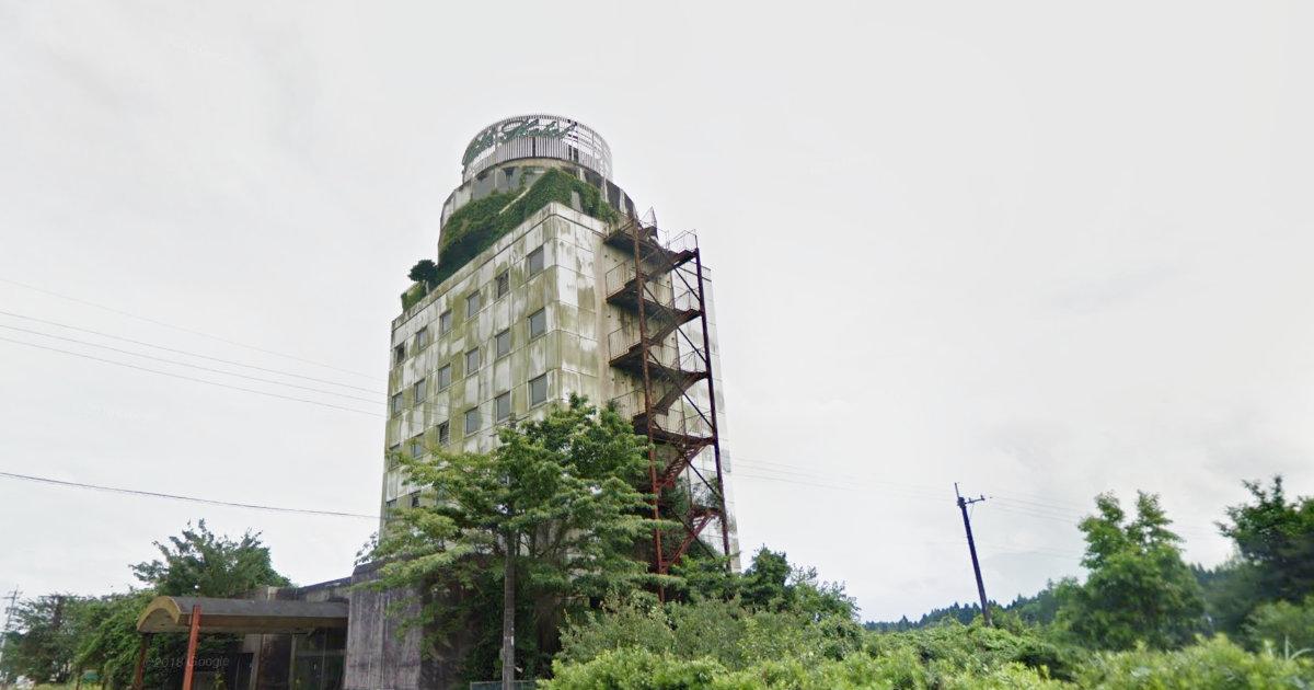 【宮崎】廃墟ホテルで肝試しをした2人が本物の腐乱遺体を発見してしまい話題に!内部を撮影した動画には謎の影!