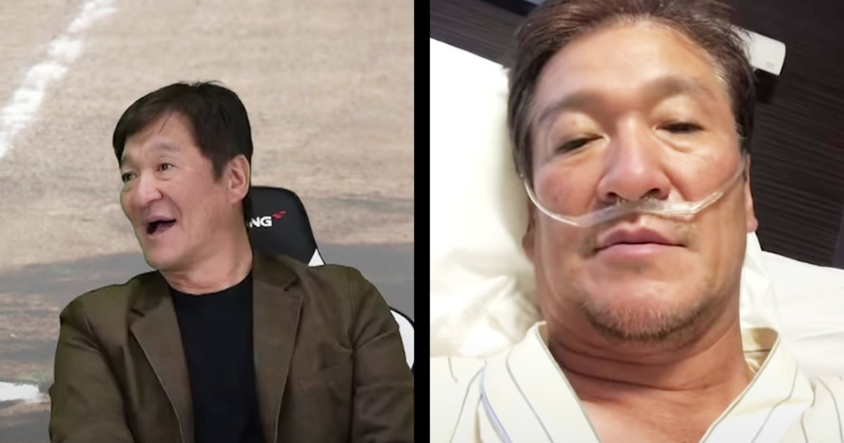新型コロナ感染の元プロ野球選手の片岡篤史さん(50)がユーチューブに現在の様子を投稿!普段とは別人のような元気の無さに心配の声