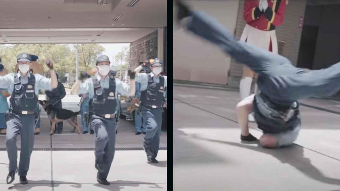 【鳥肌】67年続いた「よさこい祭」が中止に。現役警察官たちが投稿したキレある踊りがカッコ良すぎて感動したと話題に!