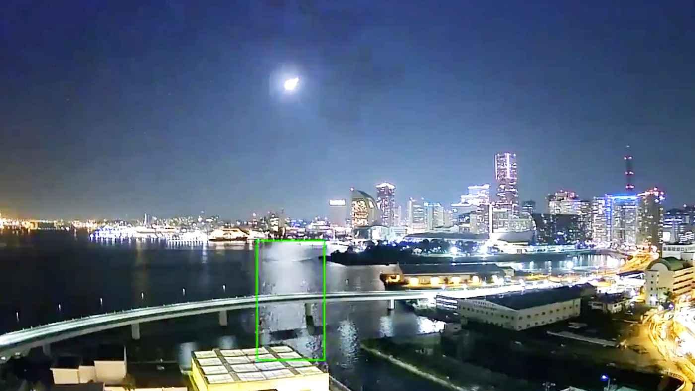 「夢かと思った」東京を中心に巨大な「火球」が目撃され話題に!