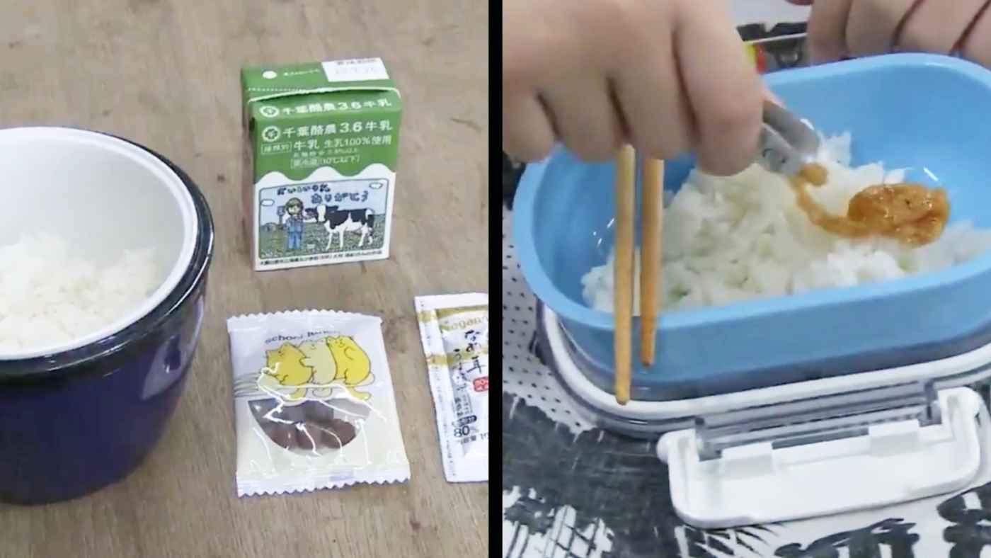 「刑務所以下の食事」去年の台風被害の影響で未だにレトルト食品の給食が続く千葉県の実態が物議!