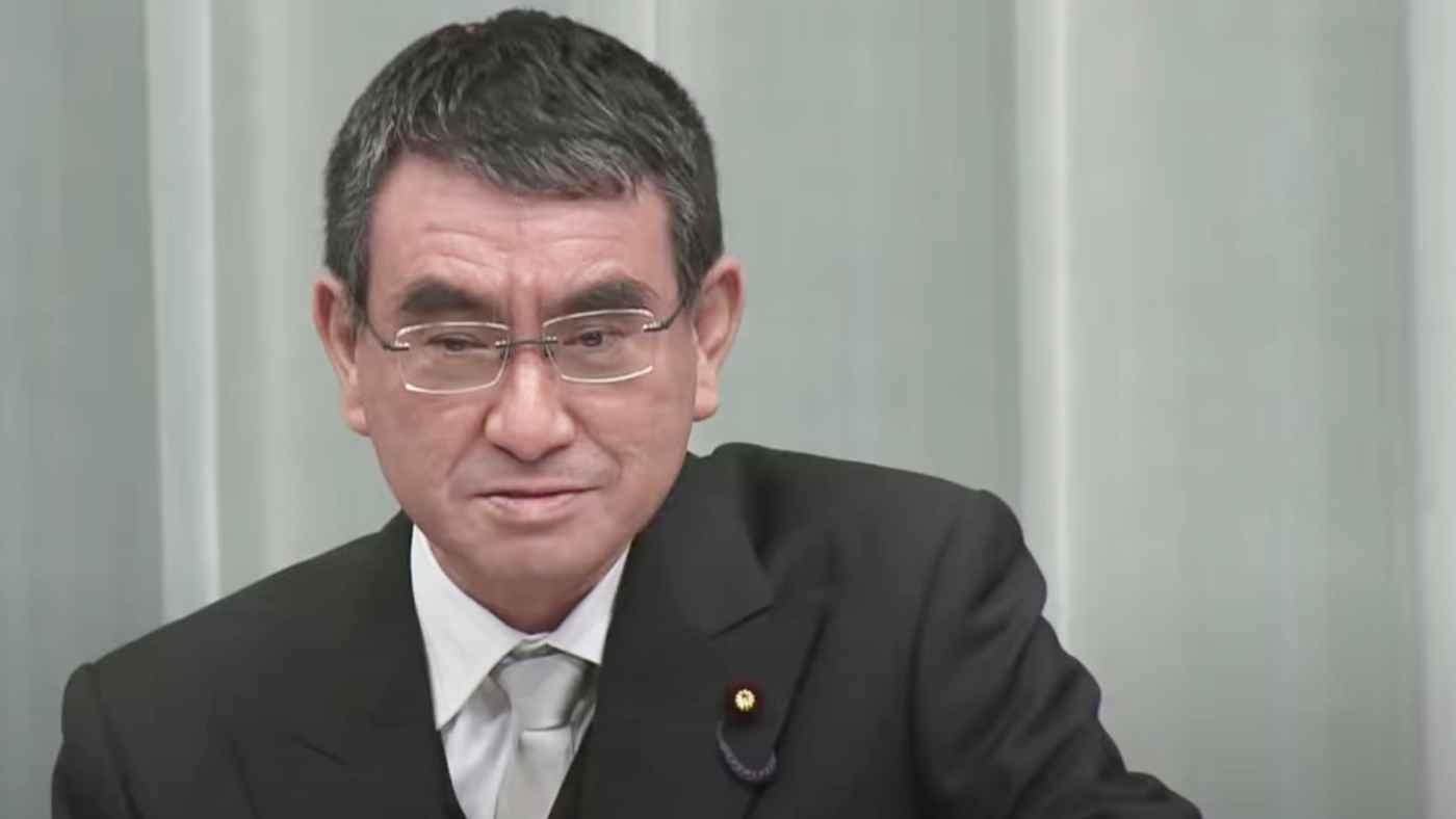 「さすが!」河野太郎大臣、文科省の職員100人が深夜に副大臣を出迎えたことにTwitterで苦言を呈し称賛の声!