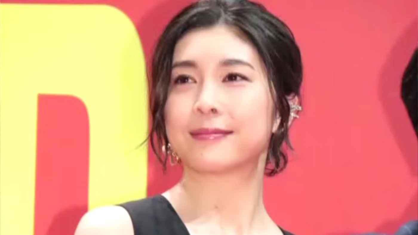 女優の竹内結子さん(40)が自宅で亡くなる