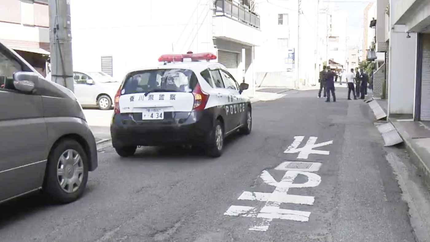 【香川】車内で待たされていた3歳と6歳の女の子が熱中症で亡くなる