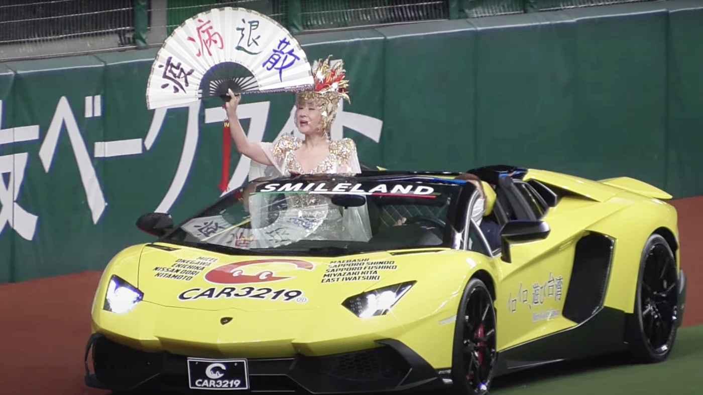 小林幸子さん始球式に登場するも、思いもよらぬ始球式で「さすが」と話題に!