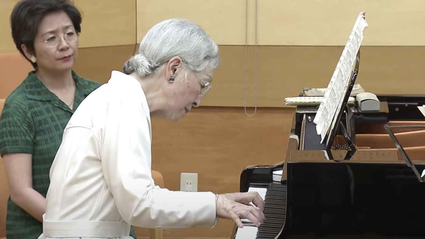 「ものすごく良い言葉だと思った」治療により今までのようにピアノが弾けなくなった美智子様の考え方が素晴らしいと話題に!