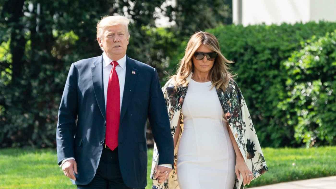 トランプ大統領夫妻が新型コロナ陽性に!主治医が現在の容態についてコメント!