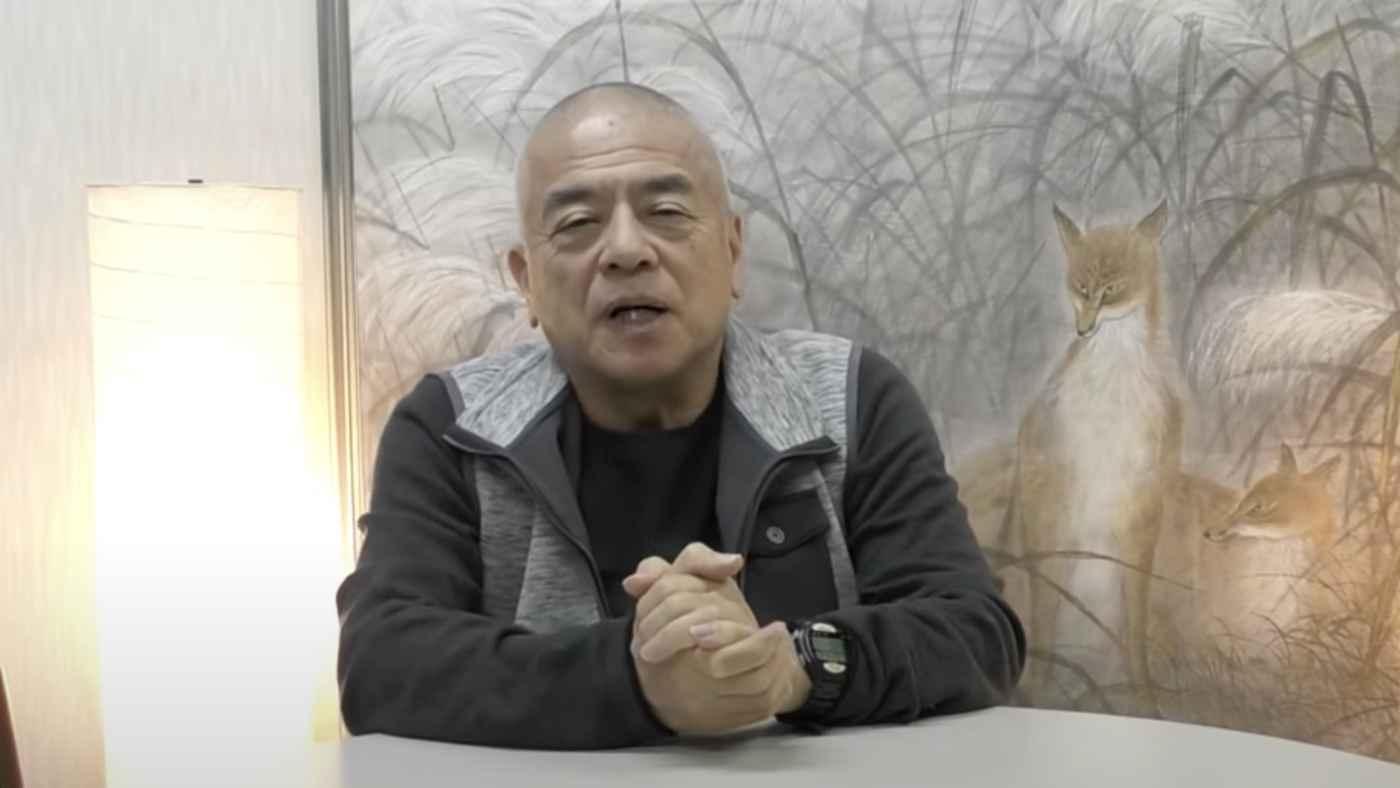 織田無道さんガンで亡くなる。自身のYouTubeでは闘病する人に希望を与え続けていた