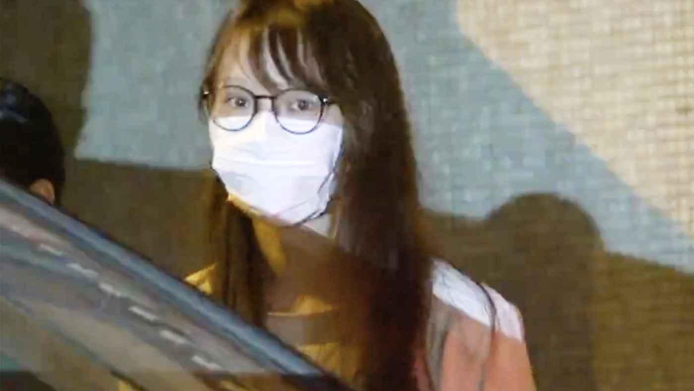【香港】周庭さんら実刑判決に!面会した友人が預かった周庭さんの言葉に心配の声