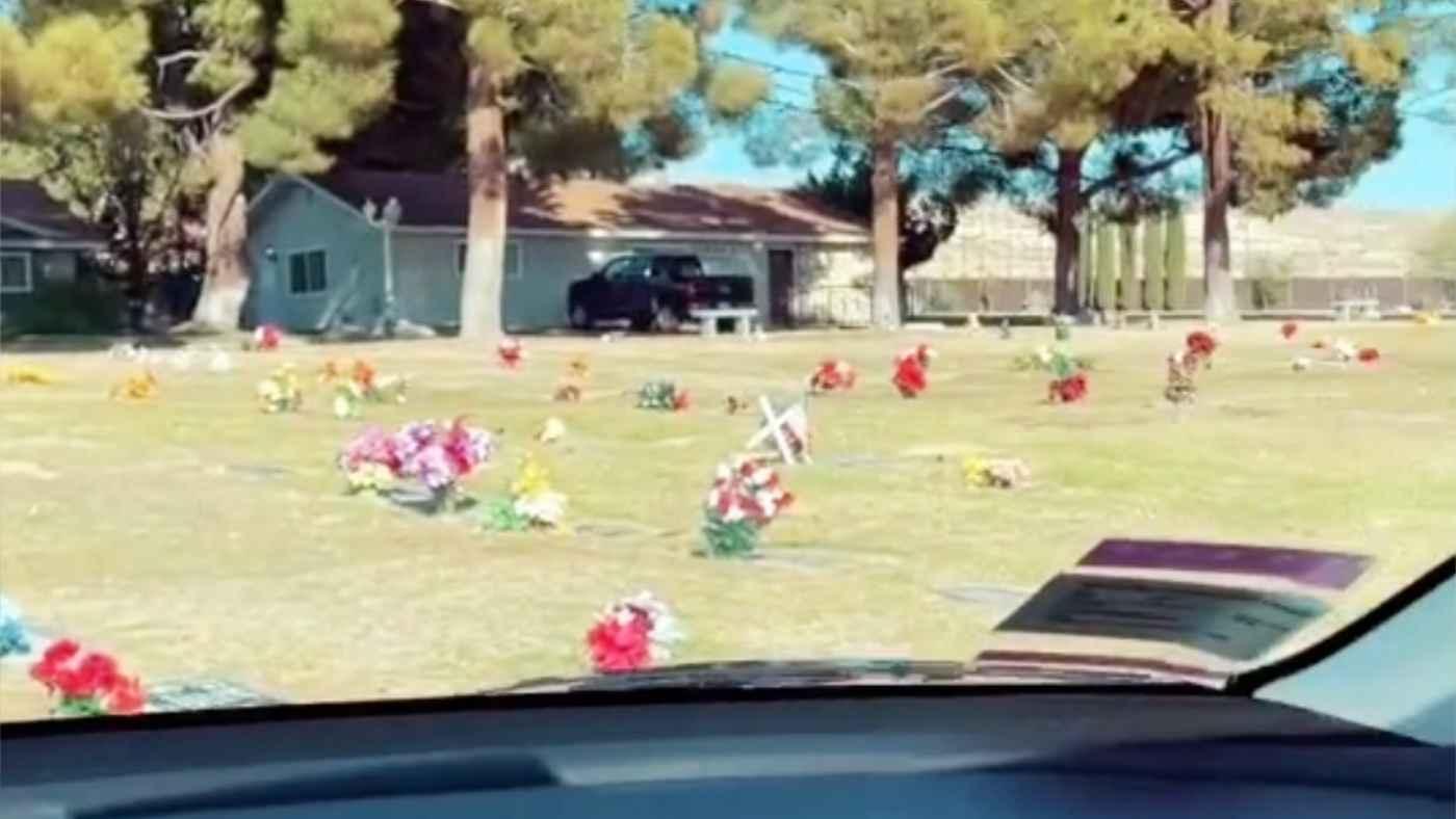 誰もいない墓地で、テスラの自動運転システムが「人間」を検知し話題に!