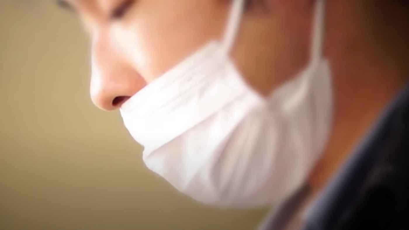 「鼻出しマスク」で共通テスト失格の49歳の受験生が逮捕される!
