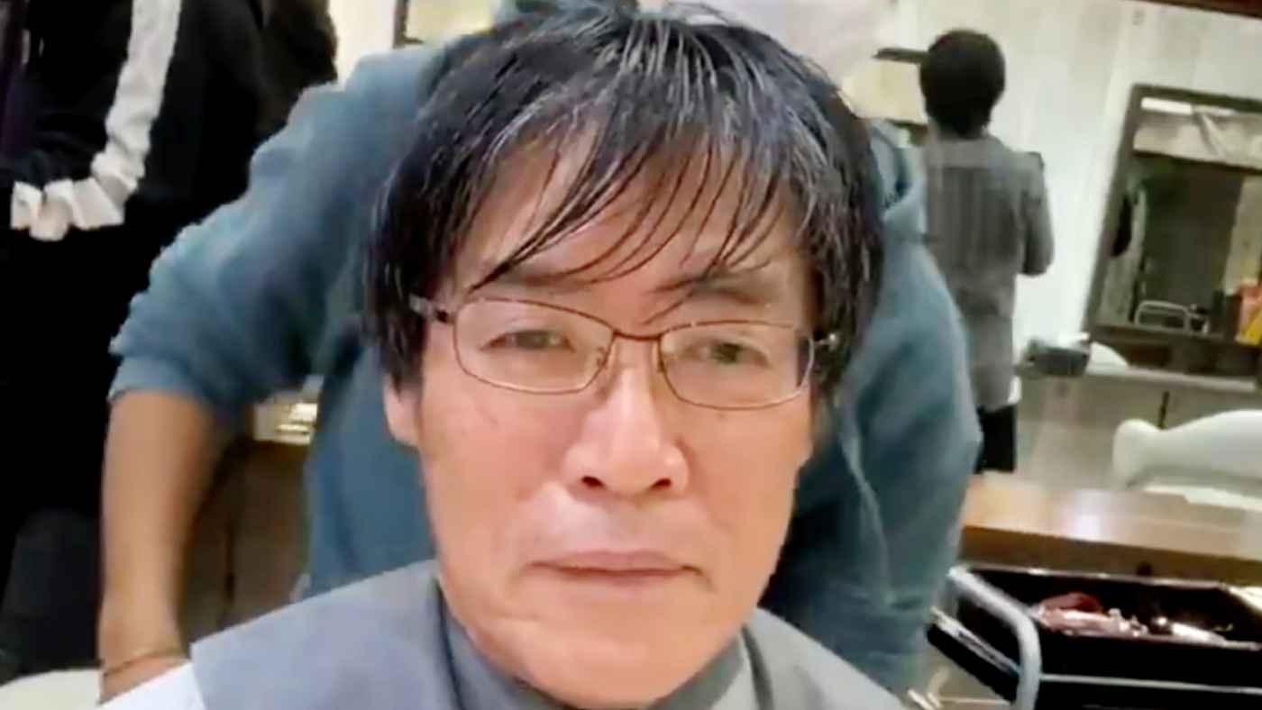 美容師さんの「魔法」でお父さんが超爽やかなイケメンに大変身してしまう動画が話題に!
