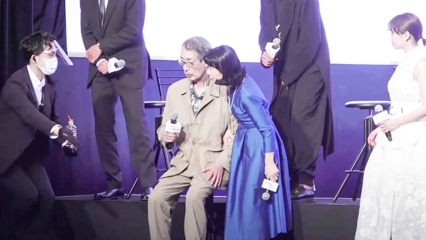 【神対応】吉永小百合さんと西田敏行さん、映画の舞台挨拶で体調不良になった共演者へのさすがの対応が話題に!