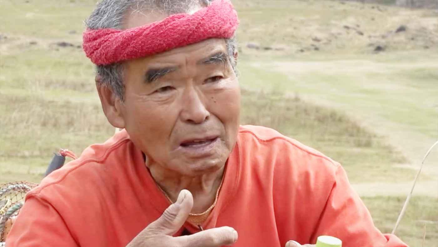 【熱海】スーパーボランティアの尾畠春夫さん(81)が土石流の現場で人命救助への参加を希望「泥に漬かっている人を引っ張り出してあげたい」
