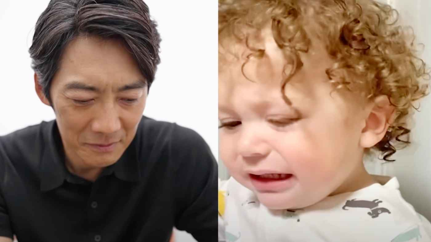 反町隆史のPOISONを海外の泣いている赤ちゃんに聴かせたら凄かったと話題に!専門家が分析!