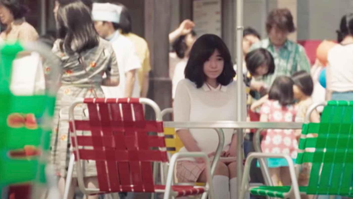 「可愛い!」62歳の宮崎美子さんがマックのCMで中学生の少女を演じ凄いと話題に!