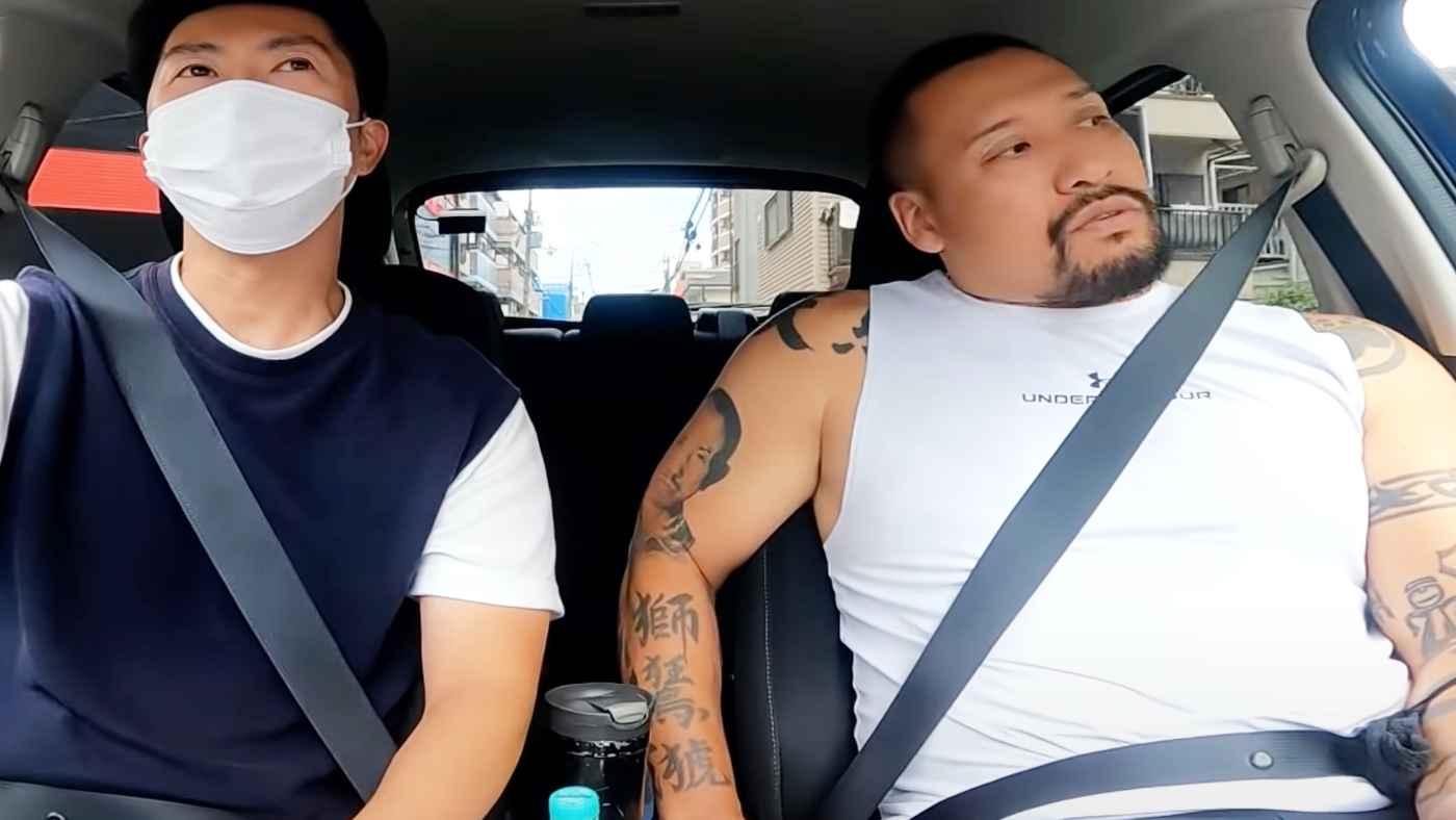 【自業自得】厳ついプロボクサーの車に煽り運転してきた男が残念すぎることになってしまう!