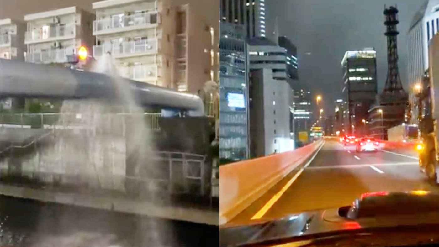 【速報】関東地方で最大震度5強、M6.1の地震。大きな揺れの様子の動画まとめ