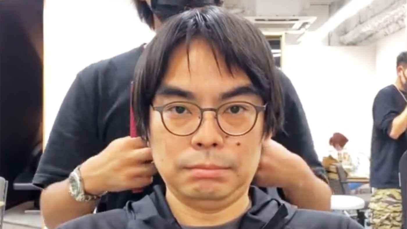 「俳優みたい!」美容師の魔法で爽やかなイケメンに大変身してしまう動画が話題に!